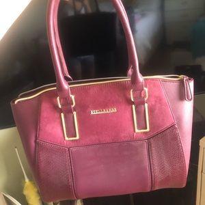 Stella&Max Burgundy Hand Bag